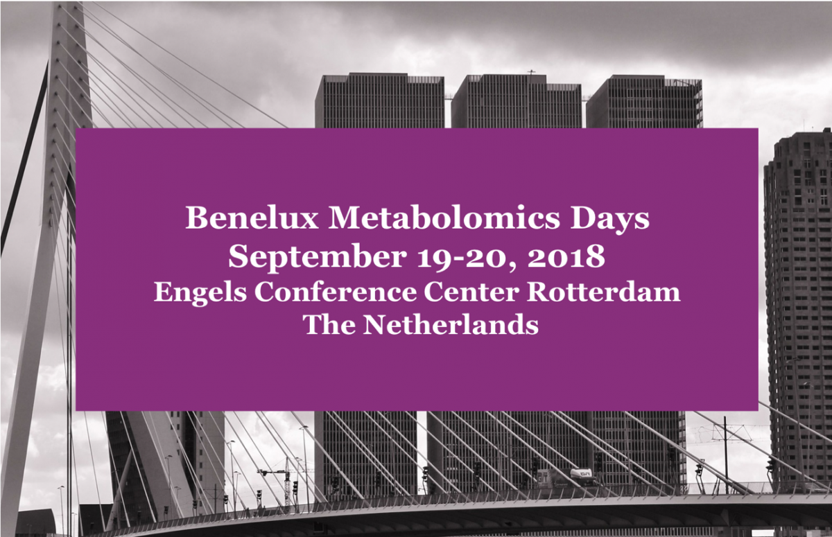 Benelux Metabolomics Days 201